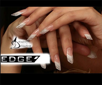pose d´ongles edge